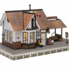 Woodland Scenics BR5052 The Depot, HO Scale