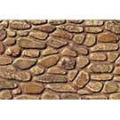 JTT 97442 Field Stone, HO Scale Pattern Sheets, 2 pk