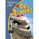 TM Videos Rail Blazers, DVD I Love Toy Trains