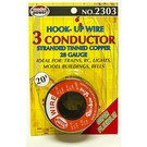 Model Power 2303 3-Conductor 28g Wire, 20'