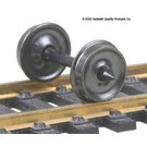 "Kadee #520 33"" Freight Wheel Sets Smooth Back, Kadee HO"