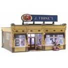 Woodland Scenics BR5050 J.Frank's Grocery Store - HO Scale