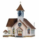 Woodland Scenics 5041 Community Church - HO Scale