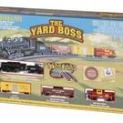 Bachmann 24014 Yard Boss Freight Set, N Gauge