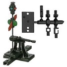 Caboose Industries 103R Rigid High Level Switch Stand, HO