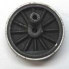 Lionel 1666M-7 Plain Blind Wheel, no axle, Lionel