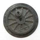Lionel 1664E-16 Plain Wheel w/hub, 12 Spokes