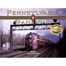 2018 Pennsylvania Railroad Wall Calendar