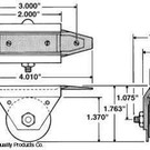 Kadee #810 Undermount Electric Uncoupler, O Scale