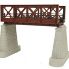 40-1104 Rust Girder Bridge