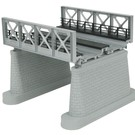MTH 40-1108 Silver 2-Track Girder Bridge