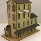 Altoona Model Works HO-003 Picklers Warehouse Kit, HO Scale