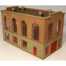 Altoona Model Works O-012 Power House - Boiler House Kit, O Scale