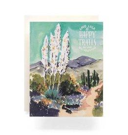 Antiquaria Agave Happy Trails Card