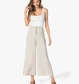 Cupcakes and Cashmere Trula Tencel Button Fly Pant