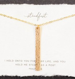 Dear Heart Designs Steadfast 14kt Gold Fill Necklace