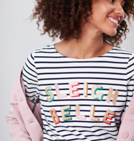 Joules Sleigh Stripe Sweater