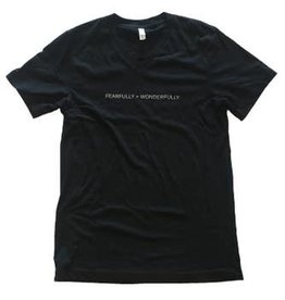 Well + Far Fearfully + Wonderfully T shirt