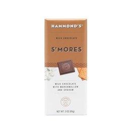 Hammond's Candies S'Mores Vertical Chocolate Bar