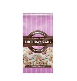 Hammond's Candies Birthday Cake Popcorn
