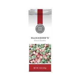 Hammond's Candies Mixed Peppermint & Wintergreen Pillows Gift Bag