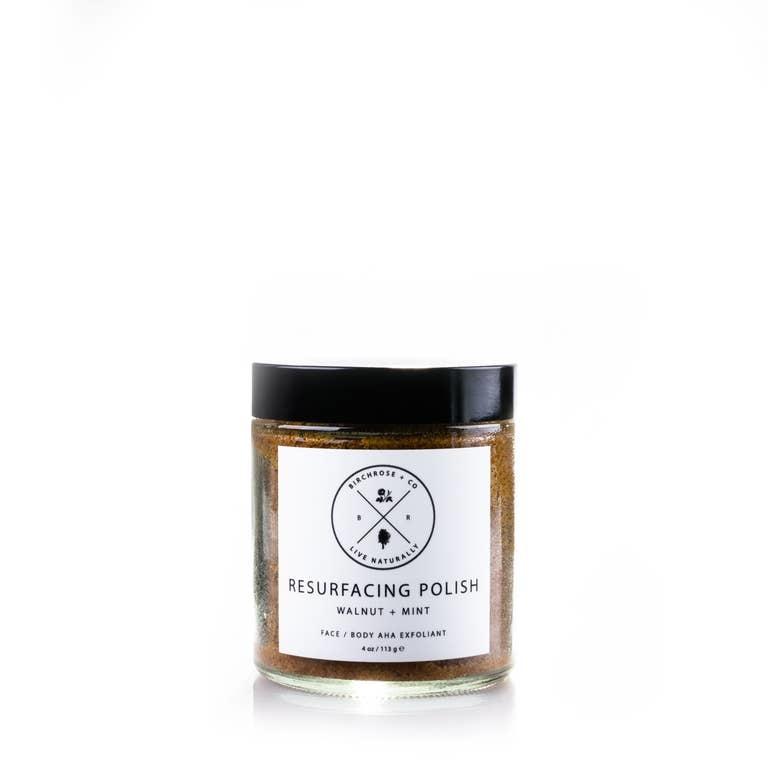 Birchrose + Co. Resurfacing Polish