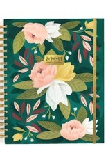 One Canoe Two 2020 Large Ambrose Floral Weekly Agenda