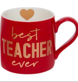 Best Teacher Mug