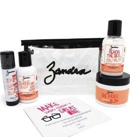 Zandra Go Girl Travel Kit - Japanese Kumquat
