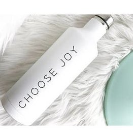 AllyBeth Design Co. Choose Joy Water Bottle