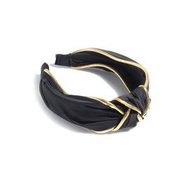 Shiraleah Black Turban Headband