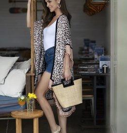 Shiraleah Multi Tay Kimono