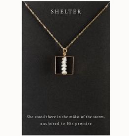 Dear Heart Designs Shelter Necklace