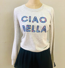 Skies Are Blue Ciao Bella Sweater