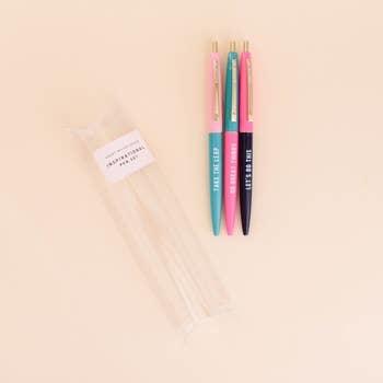 Sweet Water Decor Inspirational Pen Set