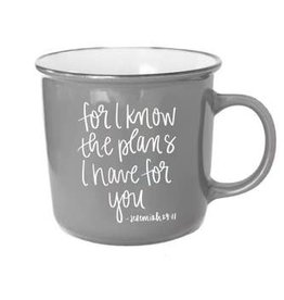 Sweet Water Decor For I Know The Plans Campfire Coffee Mug