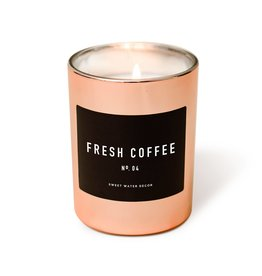 Sweet Water Decor Fresh Coffee Soy Candle