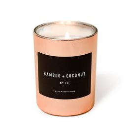 Sweet Water Decor Bamboo Coconut Soy Candle