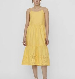 Vero Moda Halo Singlet Calf Dress