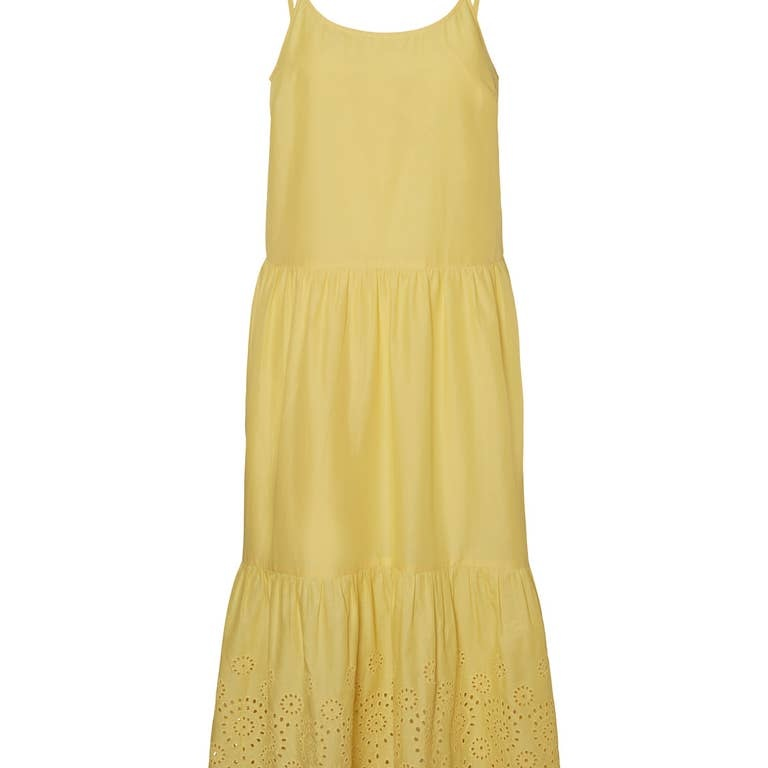 Vero Moda Halo Singlet Calf Dress