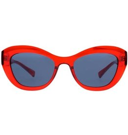 Freyrs Camilla Red Sunglasses