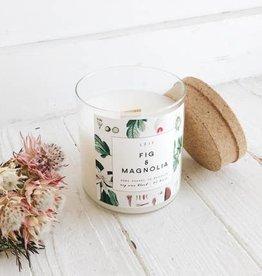 Leif Fig & Magnolia Botanist Candle