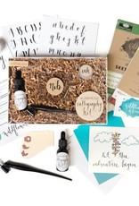 Wildflower Art Studio Calligraphy Kit