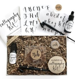Wildflower Art Studio Calligraphy Kit