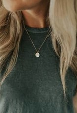 Dear Heart Designs Courage 14kt Gold Necklace