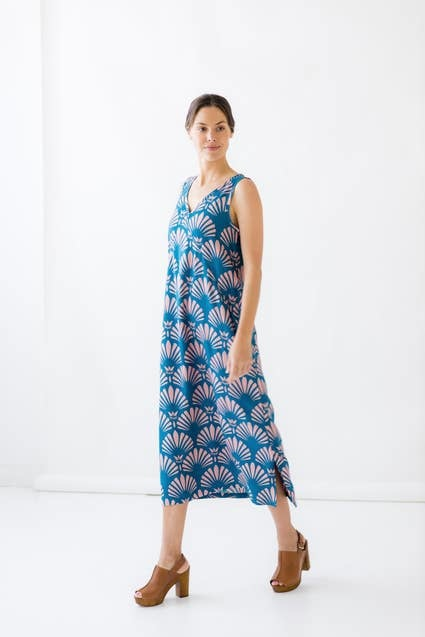 Lazybones Fantail Ziggy Dress