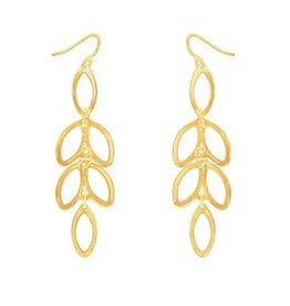 Purpose 14kt Gold Catalina Earrings