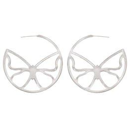 Purpose Silver Breeze Earrings