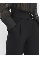 Vero Moda Bailey Paperbag Belt Ankle Pants