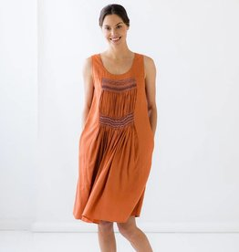 Lazybones Copper Mila Dress